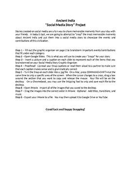 Ancient India Social Media Story