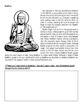 Ancient India: Student Analysis