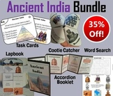 Ancient India Task Cards and Activities Bundle