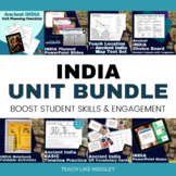 Ancient India Unit Bundle
