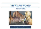 Ancient India - Teaching Program , Resources and Assessmen