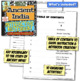 Ancient India Unit Interactive Notebook! Hands-on learning for Ancient India!