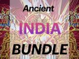 Ancient India World History BUNDLE!