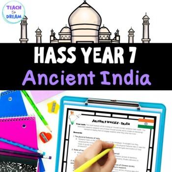 Ancient India,  Australian Curriculum, HASS