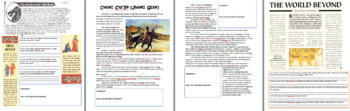 Ancient India and Ancient China Units - Bundle of 48 Lessons