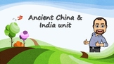 Ancient India and China unit