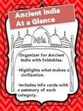 Ancient India at a Glance