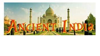 Ancient India vocab