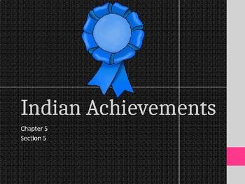 Ancient Indian Achievements