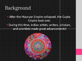 Ancient Indian Achievements