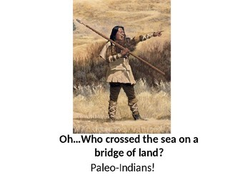 Ancient Indians Review Song (Editable)