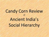 Ancient India's Caste System Candy Corn Review