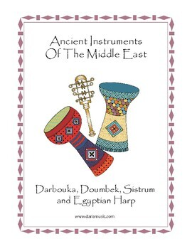 Ancient Instruments From The Middle East Mini-Lesson