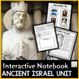 Ancient Israel Interactive Notebook - Ancient Civilizations