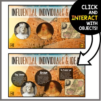 Ancient Israel PowerPoint  Interactive