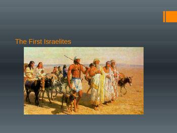 Ancient Israel PPT 1