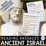 Ancient Israel Reading Passages - Questions - Annotations