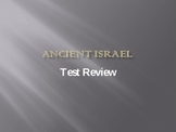 Ancient Israel Test Review Powerpoint
