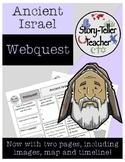 Ancient Israel Webquest Activity