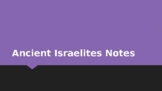 Ancient Israelites PowerPoint