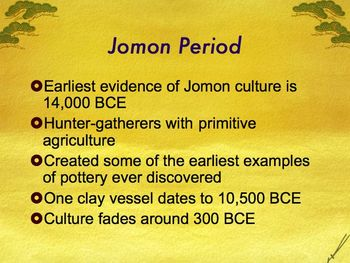 Ancient Japan PowerPoint for High School World and Ancient History