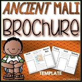 Ancient Mali Brochure