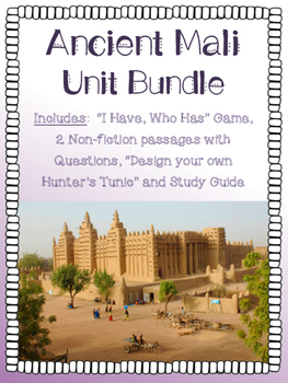 Ancient Mali Bundle