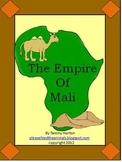 Ancient Mali Cloze and Sorting Activities