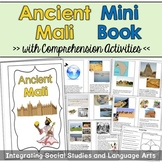 Ancient Mali Mini Book   Activities   Discussion Questions