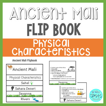 Ancient Mali Physical Characteristics Flipbook