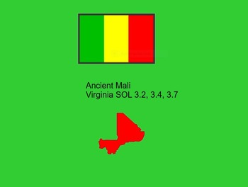 Ancient Mali SMARTBOARD
