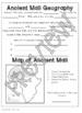Ancient Mali - Social Studies Interactive Notebook
