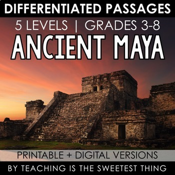 Ancient Maya: Passages