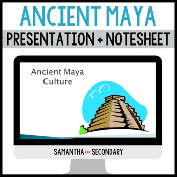 Ancient Maya PowerPoint