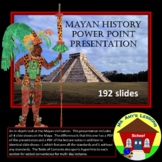Ancient Mayan Civilization PowerPoint Presentation Bundle