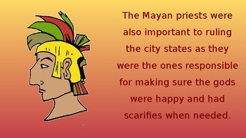 Ancient Mayan Empire Power Point Pack