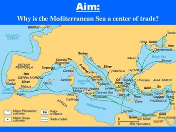 Ancient Mediterranean Sea Trade and the Phoenicians | TpT