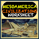 Ancient Mesomaerica: Aztecs, Mayans and Incas Geography, R