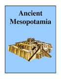 Ancient Mesopotamia, Activities and Worksheets