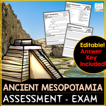 Ancient Mesopotamia Test Review - Exam