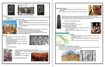 Ancient Mesopotamia Bundle