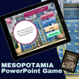 Ancient Mesopotamia Interactive PowerPoint Game