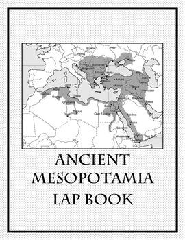 Ancient Mesopotamia Lap Book