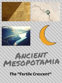 Ancient Mesopotamia Poster