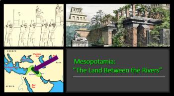 Ancient Mesopotamia PowerPoint & Notes