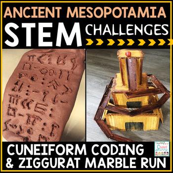 Ancient Mesopotamia STEM Project Challenges