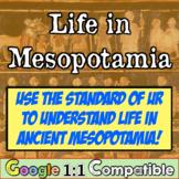 Ancient Mesopotamia & Standard of Ur! Students understand life in Mesopotamia!