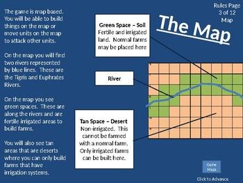 Ancient Mesopotamia Strategy Game