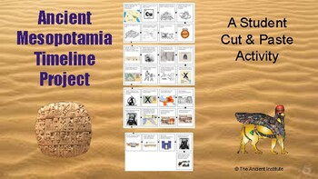 Ancient Mesopotamia Timeline Project