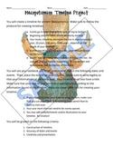 Ancient Mesopotamia Timeline Project